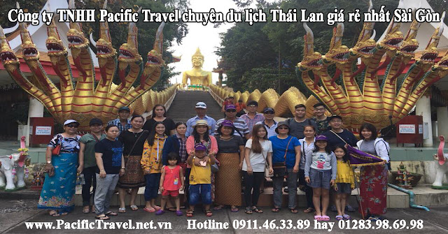 Pacific Travel company specializing in cheap travel Thailand for Saigon
