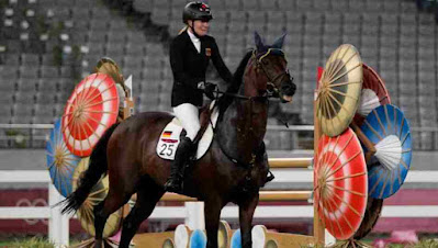 News Today   German Modern Pentathlon Coach Disqualified For Punching A...