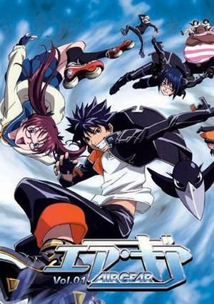 Air Gear Batch [Eps. 01-25] Subtitle Indonesia