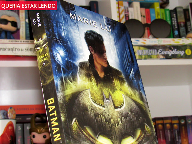 Resenha: Batman - Criaturas da Noite