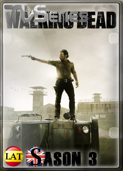 The Walking Dead (Temporada 3) HD 1080P LATINO/INGLES