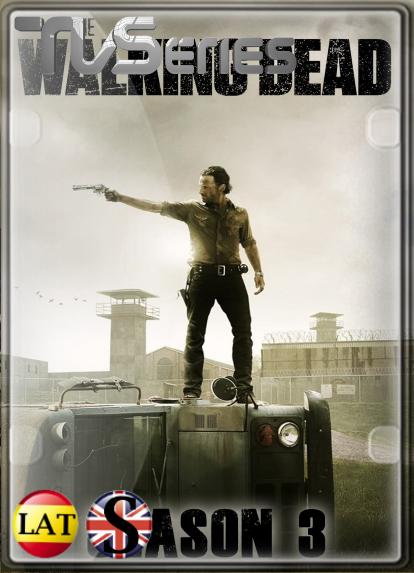 The Walking Dead (Temporada 3) HD 1080P LATINO/INGLES