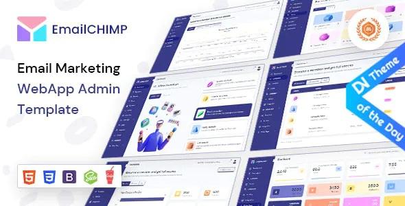 Best VueJS, HTML Marketing Tool Admin Template