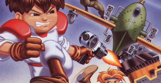 Gunstar Heroes Sega Forever