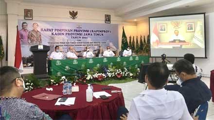 Rapat Pimpinan Provinsi KADIN Jawa Timur