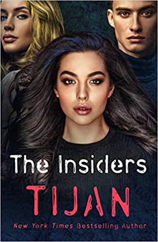 ❥ ARC REVIEW ❥ THE INSIDERS BY TIJAN