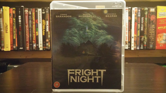 Fright Night blu-ray from the U.K.