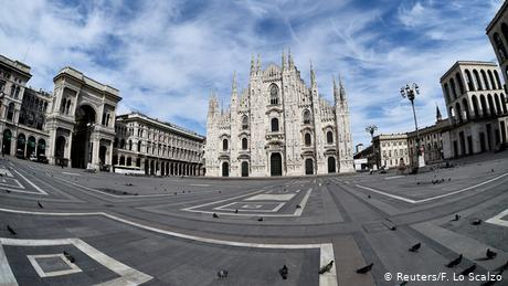 Το δίλημμα της χρηματοδότησης της Ιταλίας