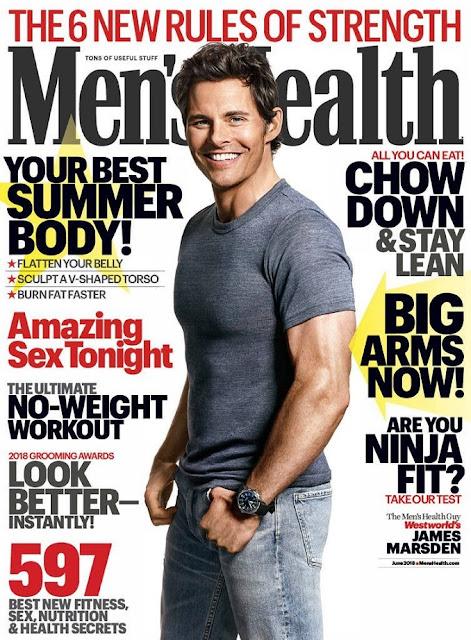 Best Book Men's Health Print Magazine By Amazon