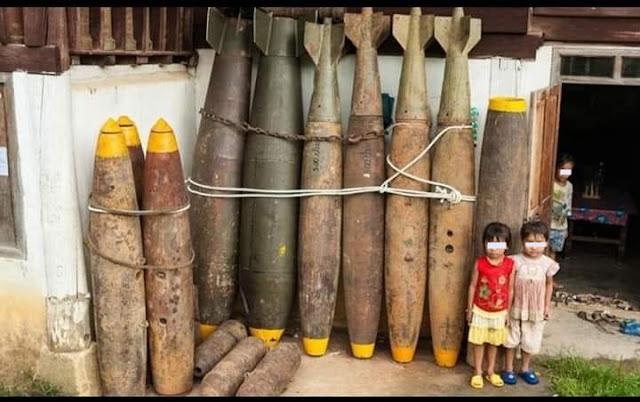Unexploded Ordnance