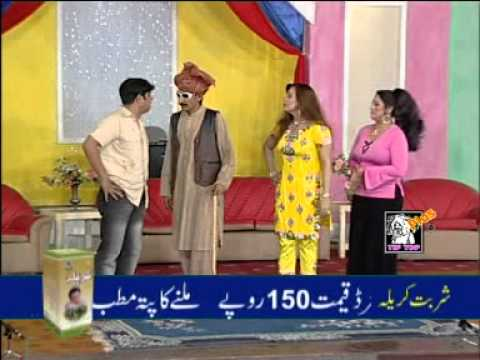 Tum Jhothy ham Rothy Stage Drama