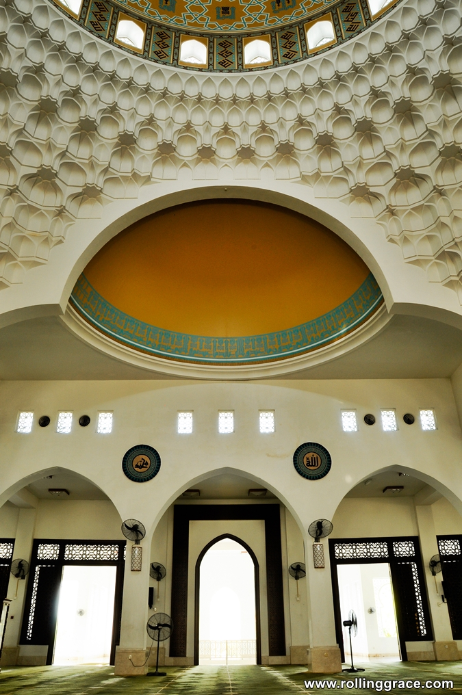 Al-Bukhary Mosque, Kedah