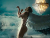 Jennifer Lopez strips naked as she dances in forest in new video