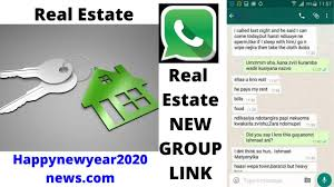 Best 50 Real Estate Whatsapp Group Links Latest Update Happy New Year 2020