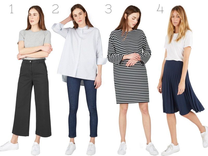 Everlane, San francisco brand, Womens fashion, Luxury clothing, affordable