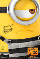 Despicable Me 3 Movie Poster 7