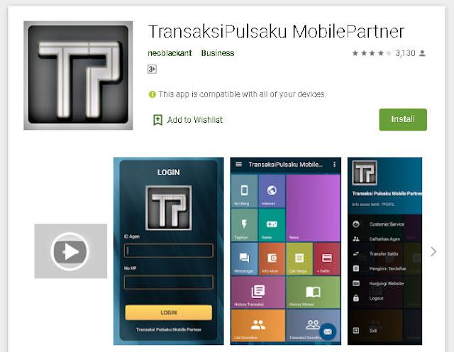 download transaksi pulsaku mobile partner