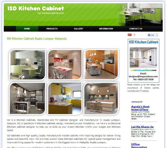Kitchen Cabinet Com: Home Interior Design Kuala Lumpur Malaysia: New Website