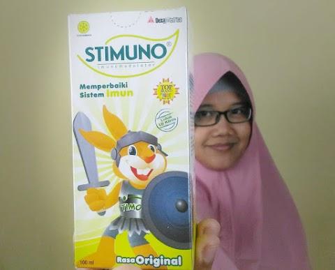 Mom with Stimuno VS Chickenpox