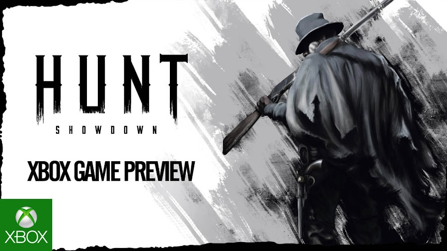 hunt showdown pc xbox one full release crytek early access fps survival horror
