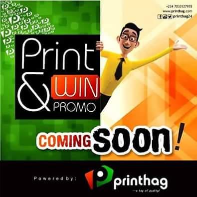 Print&Win Promo Coming Soon