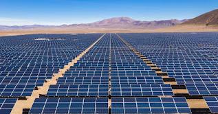 بناء أقوى محطة للطاقة الشمسية في العالم في أبو ظبي