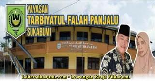 Lowongan Kerja MTs Tarbiyatul Falah Sukabumi