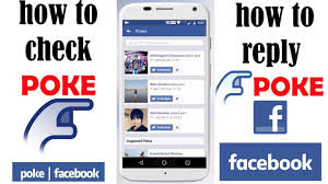 How to Poke Someone on Facebook App - How to Poke Someone on Facebook App 2019