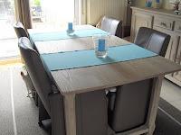 eiken tafel renoveren