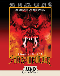 Bram Stoker's Shadowbuilder Blu-ray