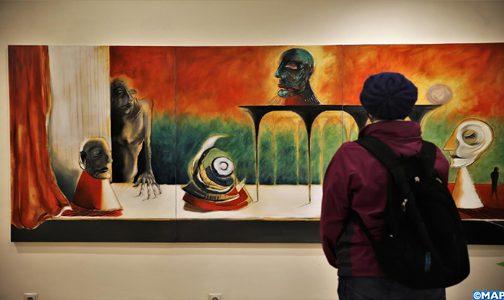"""""""نفس جديد"""" .. معرض جماعي بطنجة لخريجي المعهد الوطني للفنون الجميلة"""