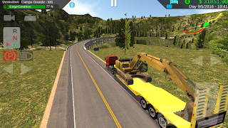 mod ets2 android