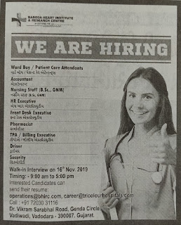Hiring Nursing Staff