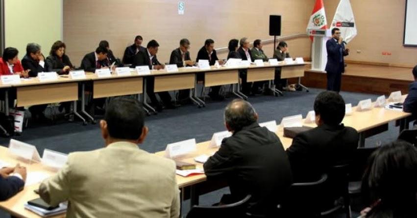 MINEDU: Directores Regionales de Educación se comprometieron a coordinar acciones para el Buen Inicio del Año Escolar 2020 - www.minedu.gob.pe
