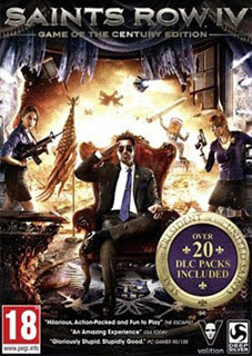 Saints Row IV Game of the Century Edition PC download