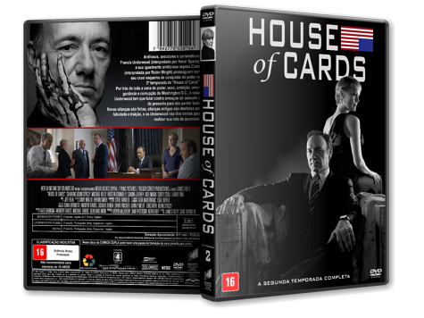 House of Cards - 2ª Temporada Completa