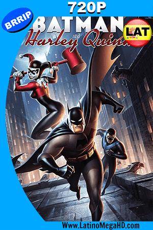 Batman y Harley Quinn (2017) Latino HD 720p ()