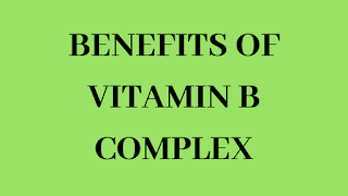 top vitamin b complex benefits and side effects