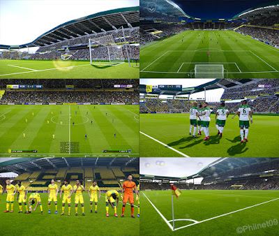 PES 2020 Stadium Stade de la Beaujoire