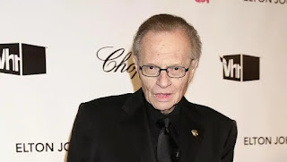 American talk-show Host Larry King dies