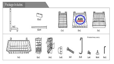 user manual Dish Drying Rack Over the Sink PDF dan pahami Installation Manual Over the Sink Dish Drying Rack PDF.