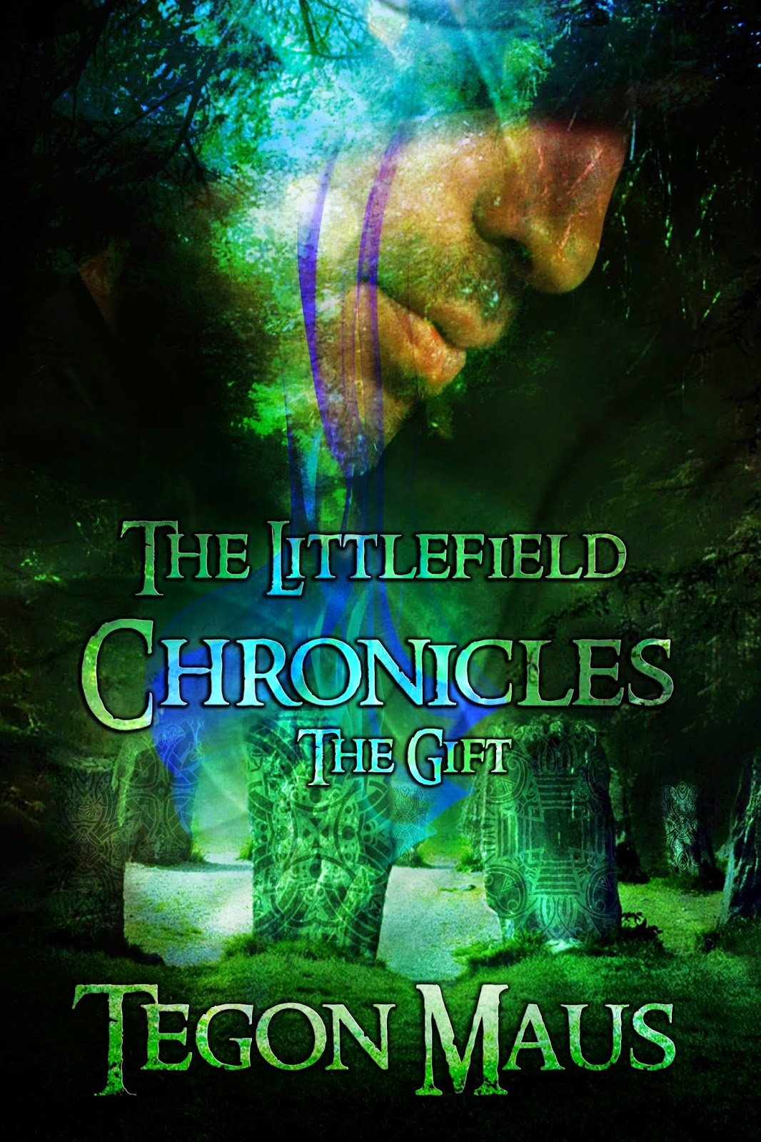 Tegon Maus Gift Littlefield Chronicles Book Cover
