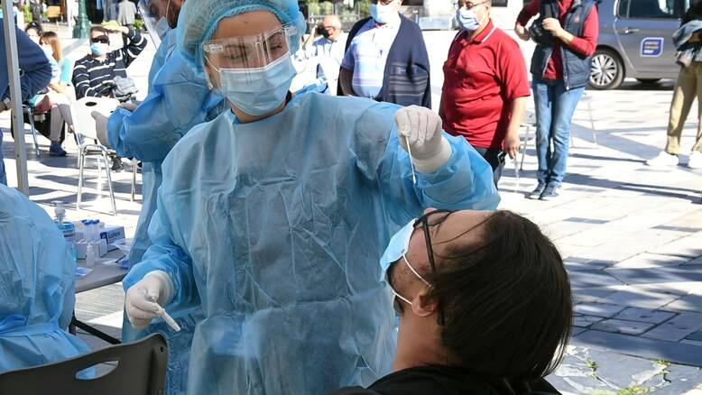 Δωρεάν rapid tests για κορωνοϊό στο Σουφλί
