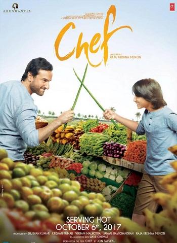 مشاهدة فيلم Chef 2017 مترجم HD