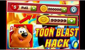 Toon Blast Illimité Pièces d'argent Astuce