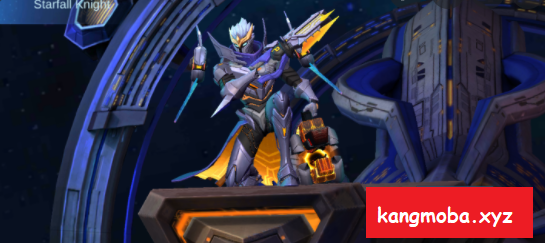 Script Skin Legend Granger Starfall Knight Full Effect Mobile Legends