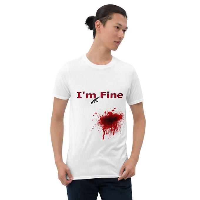 Fine T-shirt | Gift | Women | Men | T-shirt 2021