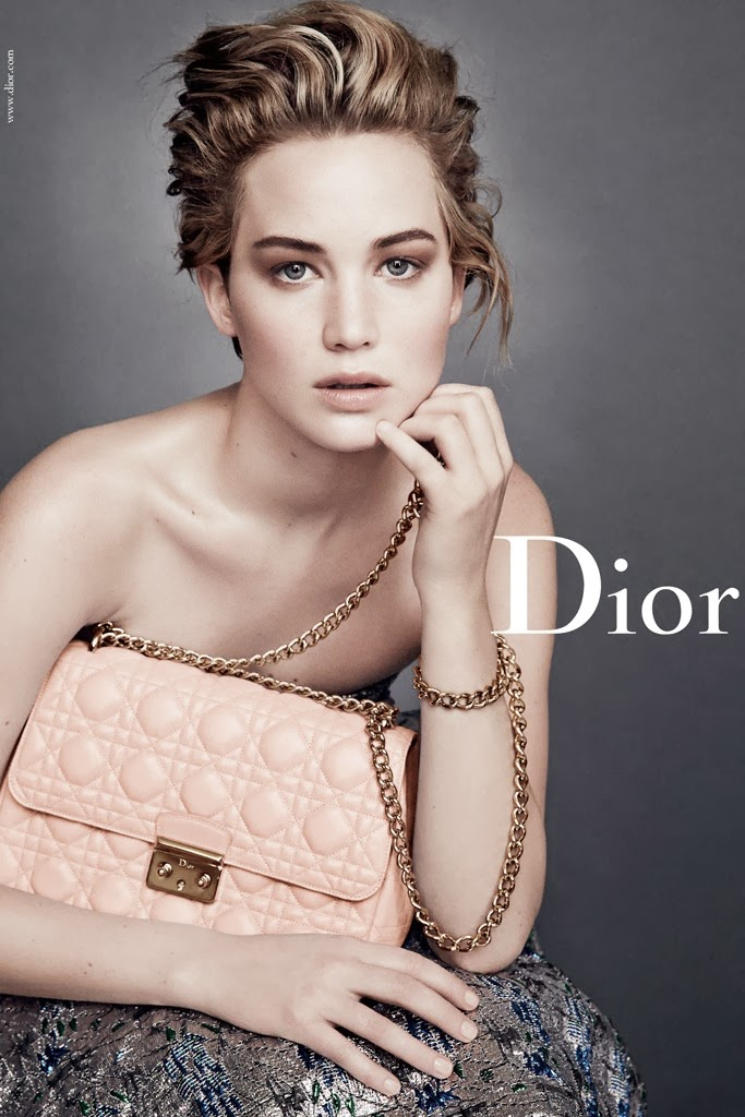 Patrick Demarchelier + Jennifer Lawrence + Dior = ...
