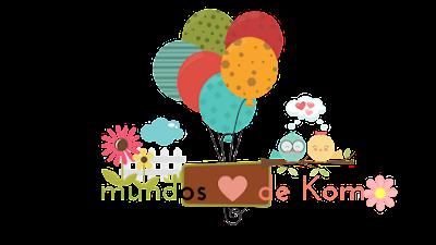Los mundos de Komo (modelo pajaritos en rama y globos. En busca y captura)