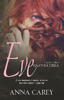 Eve 3(Razvratirea) de Anna Carey